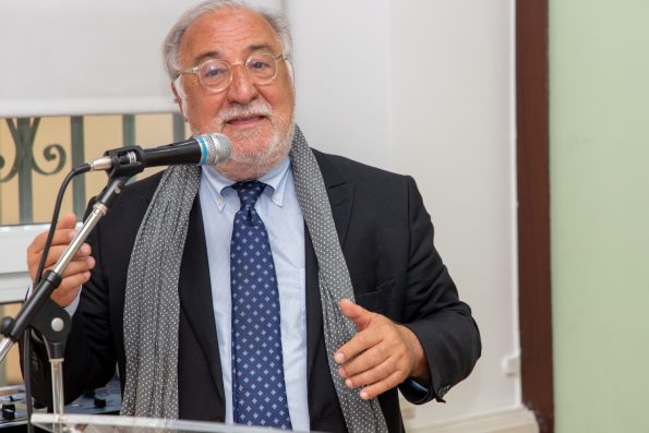 Premio Fundación CEA 2019 - Pere Navarro - Director General de Tráfico