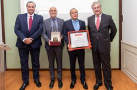 Parapléjicos recibe el Premio Fundación CEA por su labor de prevención y rehabilitación de las lesiones medulares por tráfico.