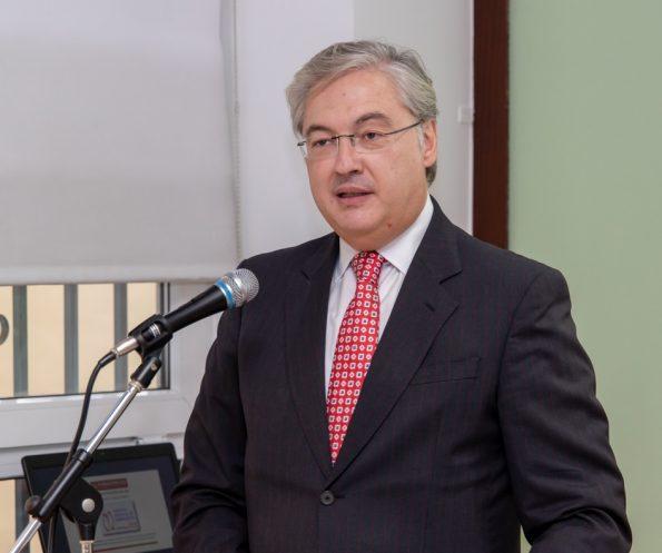 Premio Fundación CEA 2019 - Rafael Fernández-Chillón - Presidente Fundación CEA