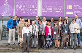Profesionales de Medicina y Enfermería del Hospital Nacional de Parapléjicos comparten su experiencia en A Coruña