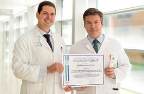 Traumatólogos de Parapléjicos premiados por un estudio que mejorará la práctica clínica del dolor lumbar