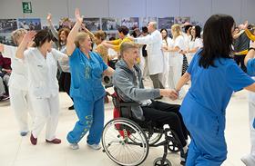 Parapléjicos vive la Navidad 2019 celebrando la vida con mucha miga