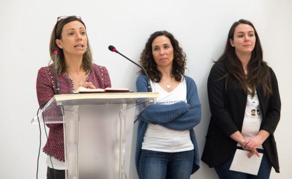 Día Internacional de la Mujer y la Niña en la Ciencia celebrado en el Hospital Nacional de Parapléjicos (Foto: Carlos Monroy // SESCAM)