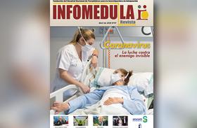 'Coronavirus, la lucha contra el enemigo invisible', tema principal de la revista Infomédula