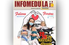 La espina bífida, tema principal de de la nueva publicación de la Fundación del Hospital de  Parapléjicos