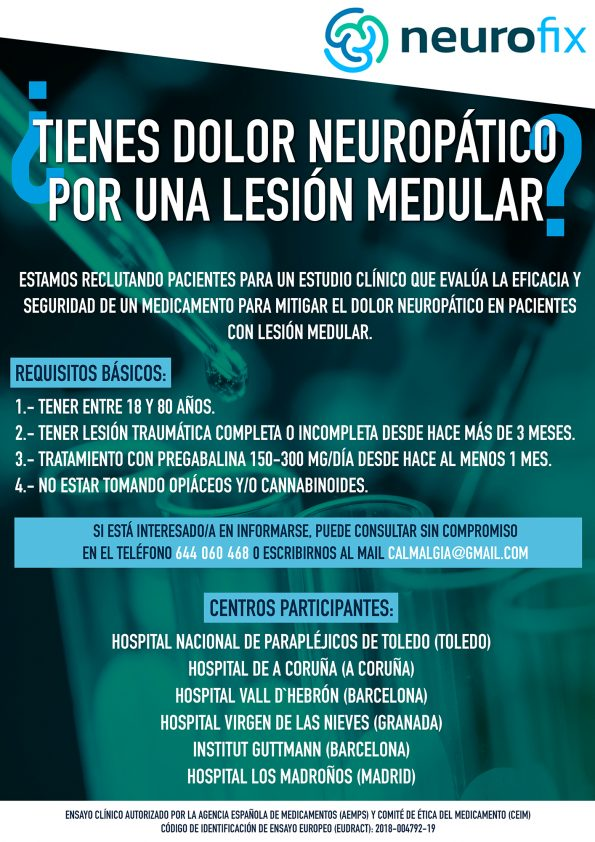 reclutamiento neurofix