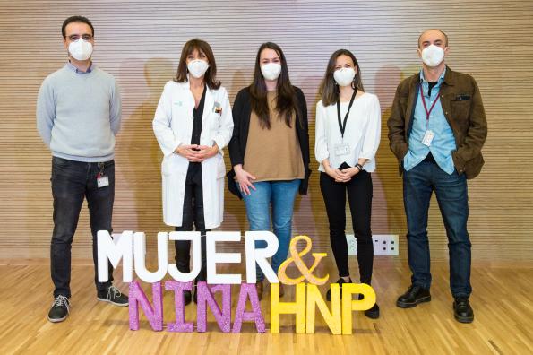 Día Internacional de la Mujer y la Niña en la Ciencia en el Hospital Nacional de Parapléjicos