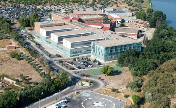 Hospital Nacional de Parapléjicos (Foto: Carlos Monroy // SESCAM)