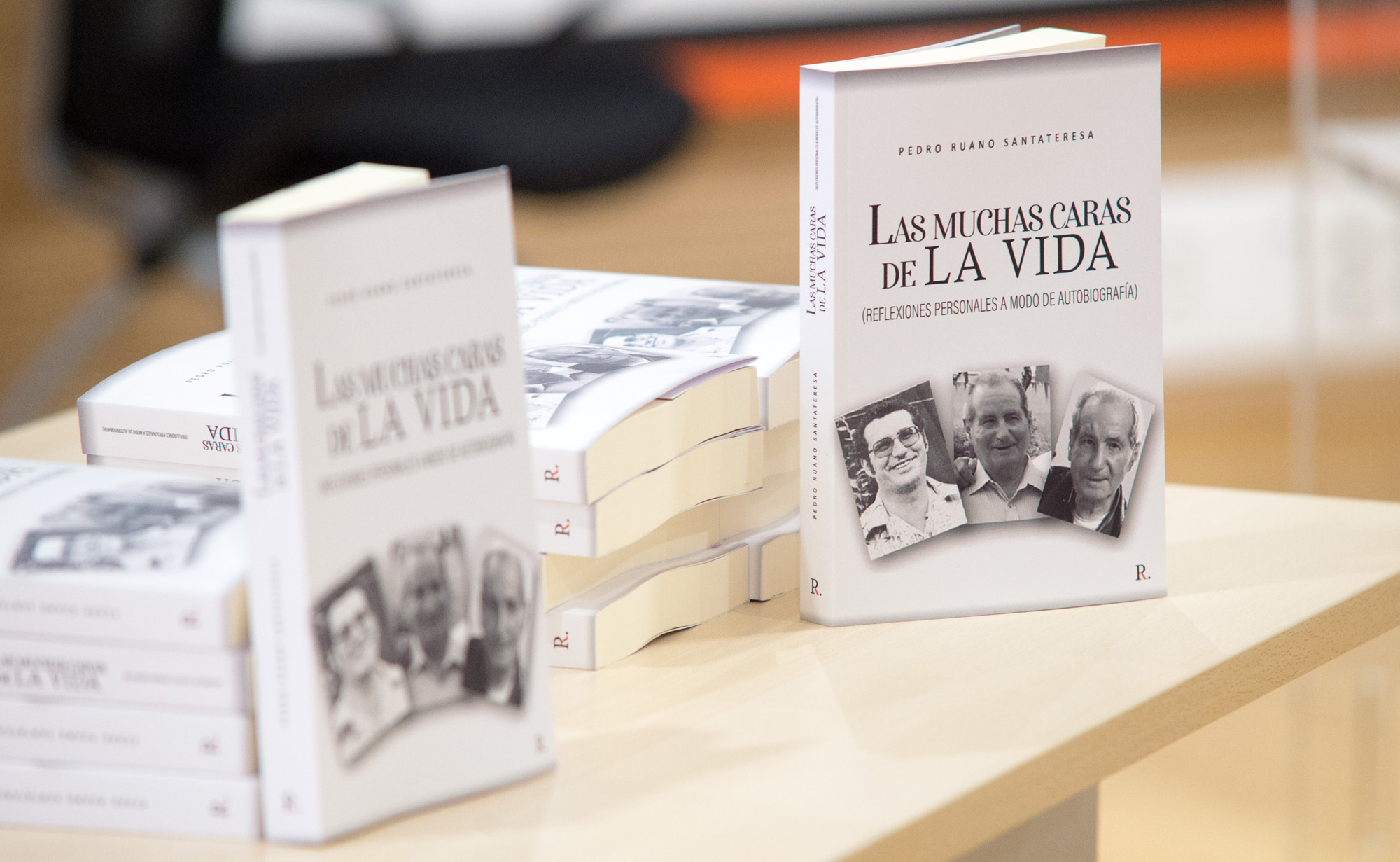 Presentación libro Pedro Ruano