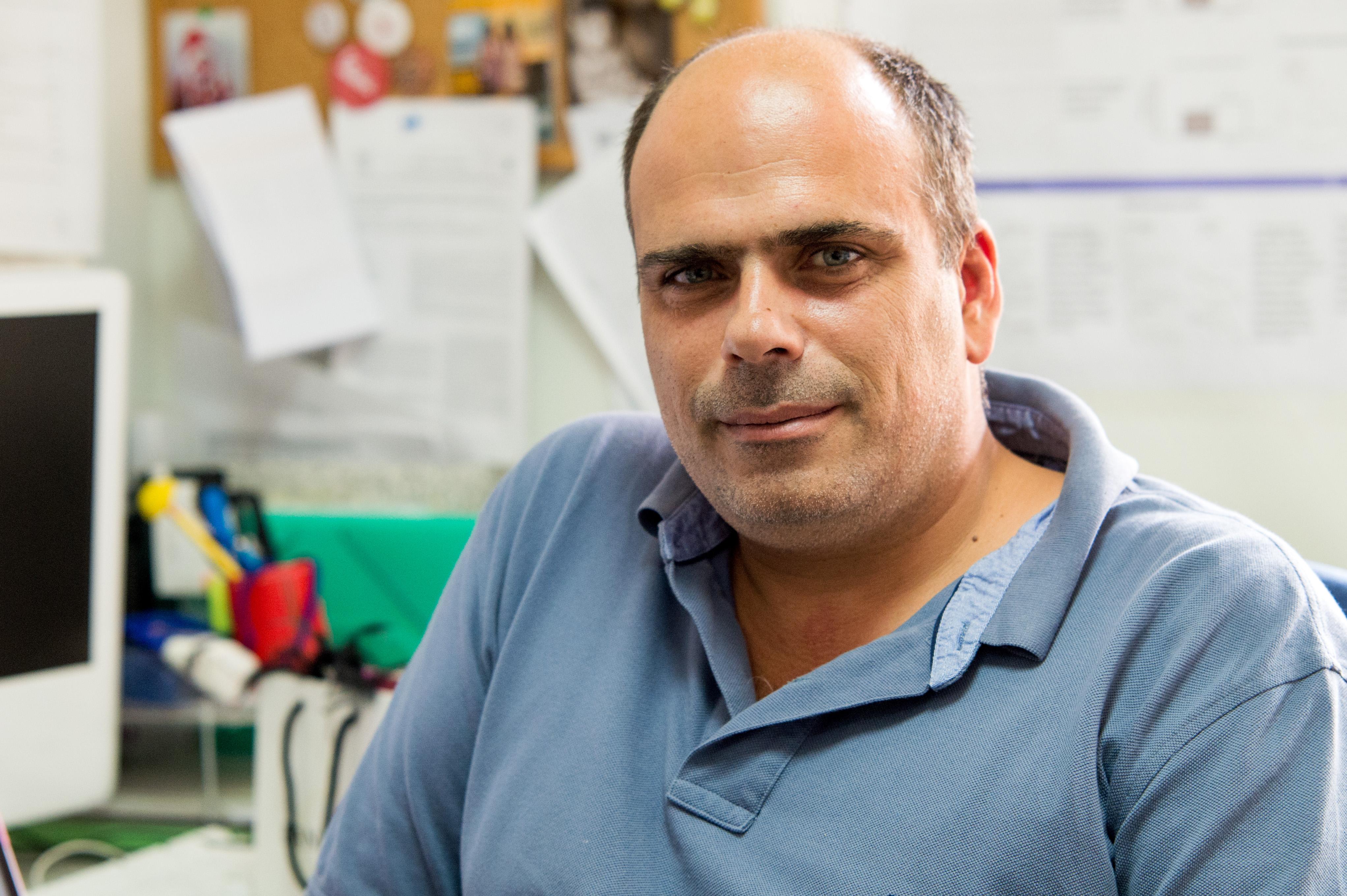 Antonio Oliviero IP Grupo FENNSI Hospital Nacional de Parapléjicos