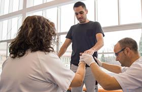 Un nuevo ensayo clínico en el Hospital de Parapléjicos evalúa la eficacia y seguridad de un fármaco en pacientes con lesión medular incompleta