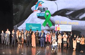 Eurocaja Rural ayudará al Hospital de Parapléjicos en la investigación de la ELA