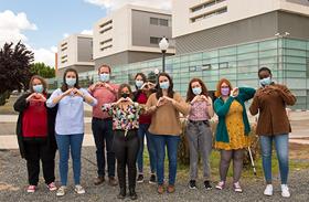 El Hospital Nacional de Parapléjicos se suma a la celebración del Día Mundial de la Esclerosis Múltiple 2021 bajo el lema 'Me conecto, nos conectamos'