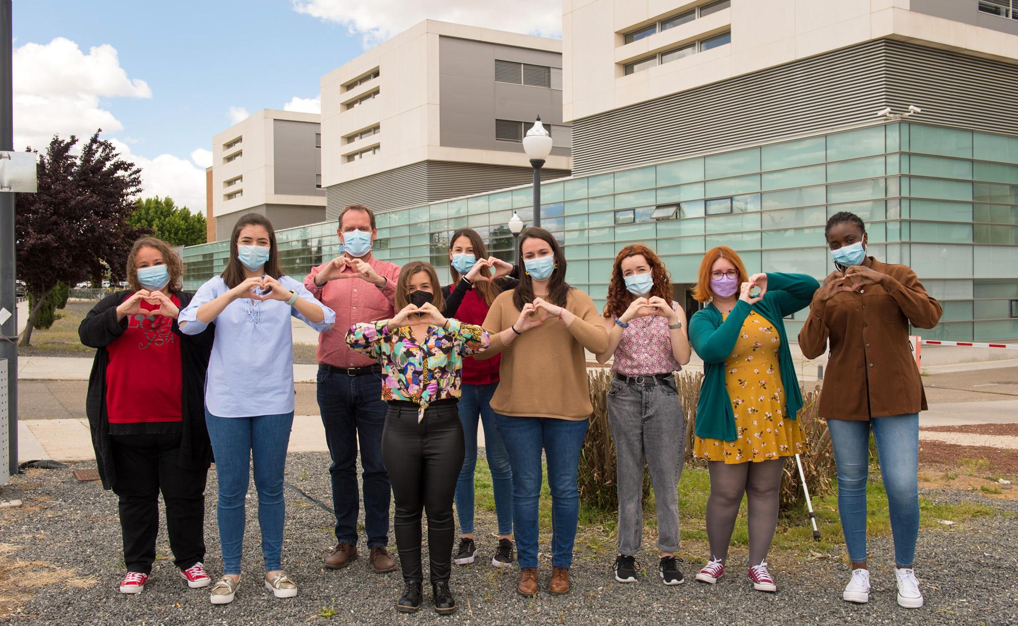 Grupo de Investigación de Neuroinmuno-Reparación del Hospital Nacional de Parapléjicos (Foto:Carlos Monroy // SESCAM)