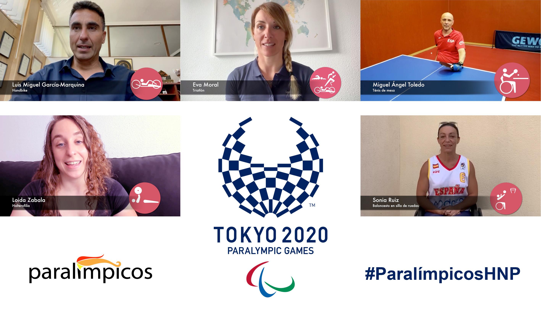 #ParalímpicosHNP
