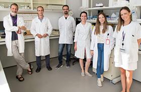 Eurocaja Rural premia al grupo de Neuroprotección Molecular de por su investigación para atenuar la quimiorresistencia en cáncer de ovario