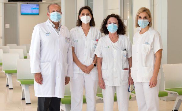 El Hospital Nacional de Parapléjicos pone en marcha una consulta de enfermería del intestino neurógeno. (Foto: Carlos Monroy // SESCAM)
